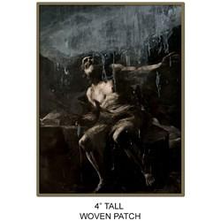 Behemoth - Ilyayd Cover Patch