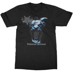 Dark Funeral - Mens Vobiscum Satanas T-Shirt