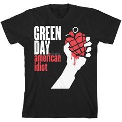 Green Day - Mens American Idiot T-Shirt