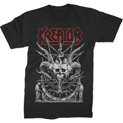 Kreator - Mens Demon Altar T-Shirt