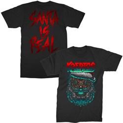 Kreator - Mens Santa Is Real T-Shirt