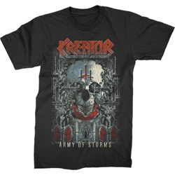 Kreator - Mens Army Of Storms T-Shirt