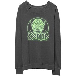 Kreator - Womens Pentagram Demon Women'S Glow In The Dark Pullover
