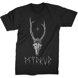Myrkur - Mens Deer Skull T-Shirt