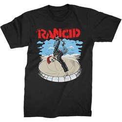 Rancid - Mens Skate Skele-Tim T-Shirt