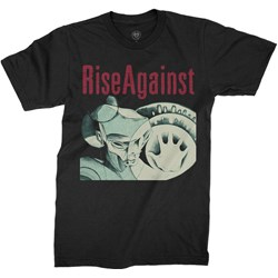 Rise Against - Mens The Unraveling T-Shirt