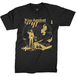 Rise Against - Mens Appeal To Reason T-Shirt