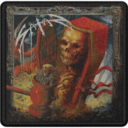 Satan - Atom By Atom Album Patch