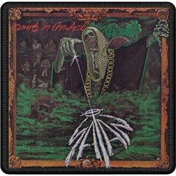 Satan - Court In The Act Album Patch