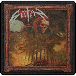 Satan - Life Sentence Album Patch