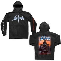 Sodom - Mens Persecution Mania Pullover Sweatshirt