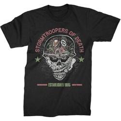 Stormtroopers Of Death - Mens Helmet Head T-Shirt