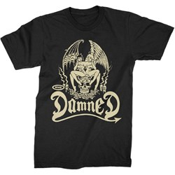 The Damned - Mens Devil Twins T-Shirt
