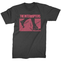 The Interrupters - Mens Boots T-Shirt