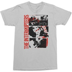 The Interrupters - Mens Don'T Care T-Shirt