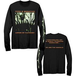 Type O Negative - Mens October Rust Long Sleeve