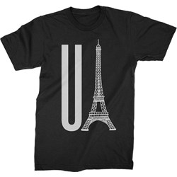 Umbrella Academy - Mens Eiffel Tower T-Shirt