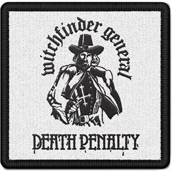 Witchfinder General - Death Penalty Patch