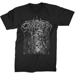 Wolves In The Throne Room - Mens Silver Forest T-Shirt