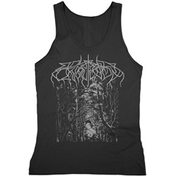 Wolves In The Throne Room - Womens Silver Forest Women'S Tank Top