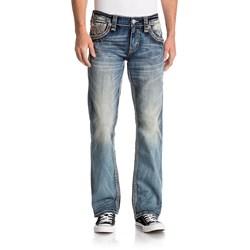Rock Revival - Mens Elden B202 Bootcut Jeans