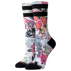 Stance - Womens Soul Flower Crew Socks
