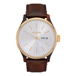 Nixon - Mens Sentry Luxe Analog Watch