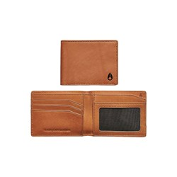 Nixon - Mens Cape Leather Wallet