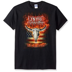 Lynyrd Skynyrd - Mens Made in America T-Shirt