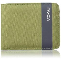 RVCA Mens Leeward Bifold Wallet