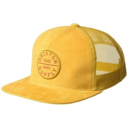 Brixton - Mens Oath Iii Mesh Hat
