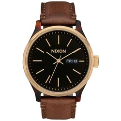 Nixon - Mens Sentry Luxe Analog Watch
