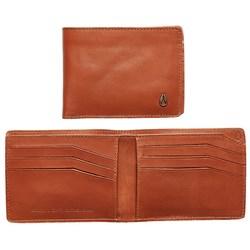 Nixon - Mens Cape Leather Slim Wallet