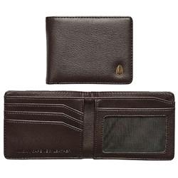 Nixon - Mens Cape Vegan Leather Wallet