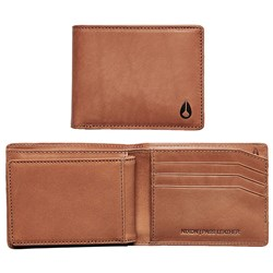 Nixon - Mens Pass Leather Wallet