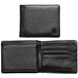 Nixon - Mens Pass Vegan Leather Coin Wallet