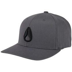 Nixon Men's Deep Down Ff Athletic Fit Hat