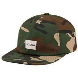 Nixon - Mens Sespe Snapback Hat