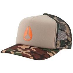 Nixon - Mens Byron Foam Snapback Hat