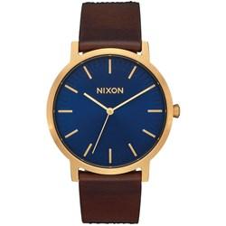 Nixon - Mens Porter Leather Watch