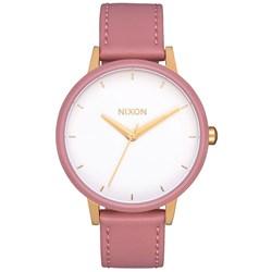 Nixon Women's Kensington Leather Analog Watch
