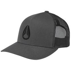 Nixon - Mens Iconed Trucker Hat