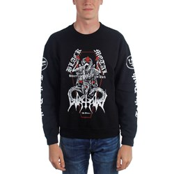 Watain - Mens Sworn To The Dark Crew Neck Sweater