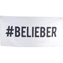 Justin Bieber - Unisex-Adult #Belieber Towel
