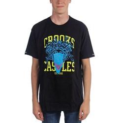 Crooks & Castles - Mens Bandido Collegiate T-Shirt