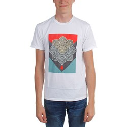 OBEY - Mens Obey Blood & Oil Mandala t-shirt