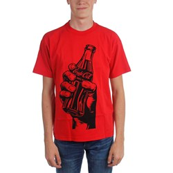 OBEY - Mens Drink Crude Oil t-shirt