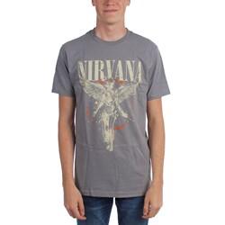 Nirvana - Mens Galaxy In Utero Soft T-Shirt