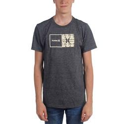 Hurley - Mens Siro Natural Print T-Shirt