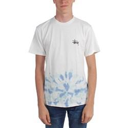 Stussy - Mens Basic Stussy Tie Dye T-Shirt